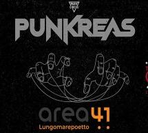 PUNKREAS LIVE – AREA 41 BEACH CLUB – LIDO – CAGLIARI – VENERDI 5 LUGLIO 2019