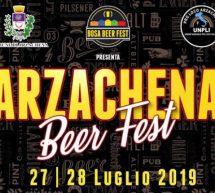 ARZACHENA BEER FEST – 27-28 LUGLIO 2019