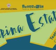 MARINA ESTATE – TEATRO SANT'EULALIA- CAGLIARI – 12 LUGLIO – 4 AGOSTO 2019