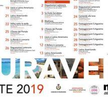 ESTATE 2019 A MURAVERA – EVENTI LUGLIO -AGOSTO 2019