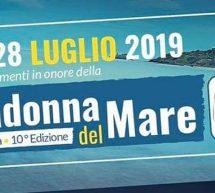 FESTA DELLA MADONNA DEL MARE & SAGRA DEL PESCE – NORA – 27-28 LUGLIO 2019