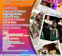 IS PARIGLIAS FESTIVAL – ETHNODANZA IN TOUR – 25-30 LUGLIO 2019