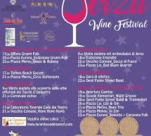 JERZU WINE FESTIVAL – 4-10 AGOSTO 2019