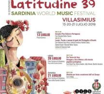LATITUDINE 39 – VILLASIMIUS – 13-20-21 LUGLIO 2019