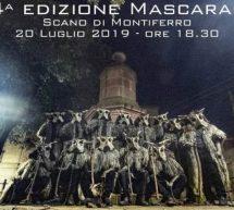 4° EDIZIONE MASCARAS – SCANO MONTIFERRO – SABATO 20 LUGLIO 2019