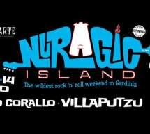 NURAGIC ISLAND – VILLAPUTZU- 11-14 LUGLIO 2019
