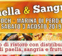 PAELLA & SANGRIA  – SARROCH – SABATO 3 AGOSTO 2019