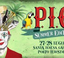 P.I.G. SUMMER EDITION – SANTA TERESA DI GALLURA – 27-28 LUGLIO 2019