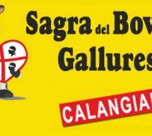 SAGRA DEL BOVINO GALLURESE – CALANGIANUS -SABATO 27 LUGLIO 2019