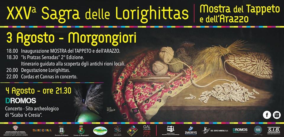 sagra lorighittas morgongiori 2019