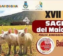 SAGRA DEL MAIALETTO – BAUNEI – SABATO 27 LUGLIO 2019