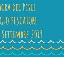 SAGRA DEL PESCE – GIORGINO – CAGLIARI – 6-7-8 SETTEMBRE 2019