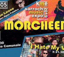 SARROCH MUSIC EXPO – SARROCH – 5 e 24 LUGLIO, 6 AGOSTO 2019