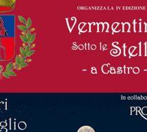 VERMENTINO SOTTO LE STELLE – OSCHIRI – VENERDI 12 LUGLIO 2019