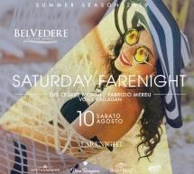 SATURDAY FARENIGHT – BELVEDERE BEACH – QUARTU SANT'ELENA- SABATO 10 AGOSTO 2019