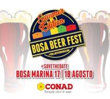 BOSA BEER FEST – BOSA – 17-18 AGOSTO 2019