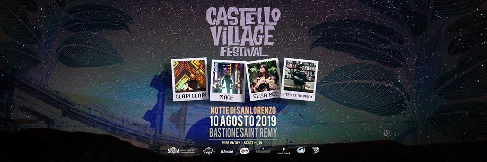 CASTELLO VILLAGE FESTIVAL