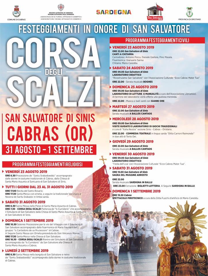 CORSA SCALZI 2019