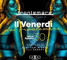 IL VENERDI DEL FRONTEMARE -QUARTU SANT'ELENA – VENERDI 30 AGOSTO 2019