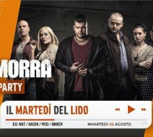 GOMORRA PARTY – AREA 41 – LIDO – CAGLIARI – MARTEDI 6 AGOSTO 2019