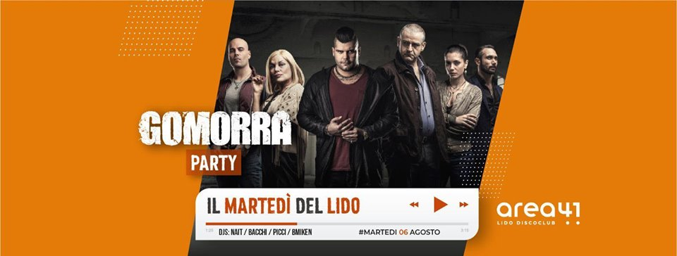 GOMORRA PARTY