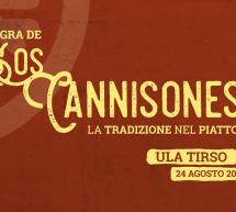 SAGRA DE SOS CANNISONES – ULA TIRSO – SABATO 24 AGOSTO 2019