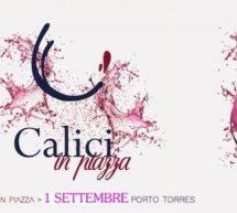 CALICI IN PIAZZA – PORTO TORRES – DOMENICA 1 SETTEMBRE 2019