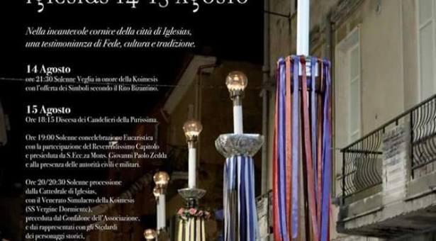 FESTA DI SANCTA MARIA DI MEZO GOSTO – IGLESIAS – 14-15 AGOSTO 2019