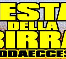 FESTA DELLA BIRRA VIDDAECCESA – VIDDALBA – SABATO 24 AGOSTO 2019