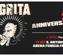 NEGRITA IN CONCERTO -SANT'ANTIOCO – SABATO 17 AGOSTO 2019