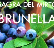 SAGRA DEL MIRTO – BRUNELLA (TORPE') – 3-4 AGOSTO 2019