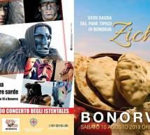 SAGRA DEL ZICHI – BONORVA – SABATO 10 AGOSTO 2019