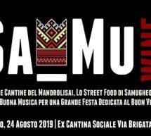 SA_MU WINE – SAMUGHEO – SABATO 24 AGOSTO 2019