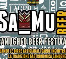 SA_MU BEER FEST- SAMUGHEO – SABATO 10 AGOSTO 2019