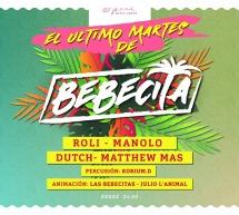 BEBECITA – OPERA BEACH CLUB – QUARTU SANT'ELENA – MARTEDI 10 SETTEMBRE 2019