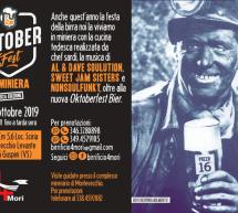OKTOBERFEST IN MINIERA – MINIERA DI MONTEVECCHIO – 5-6 OTTOBRE 2019