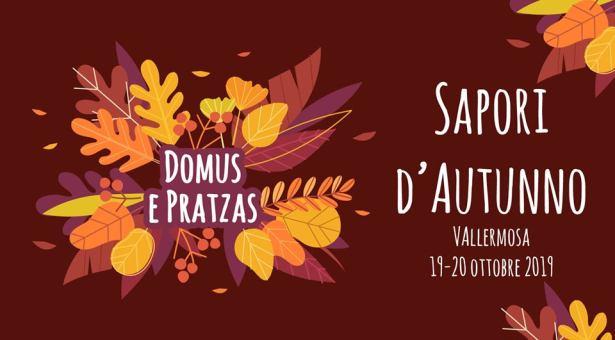 SAPORI D'AUTUNNO – VALLERMOSA – 19-20 OTTOBRE 2019