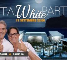 TOTAL WHITE PARTY – AREA 41 DISCO CLUB – CAGLIARI – VENERDI 13 SETTEMBRE 2019