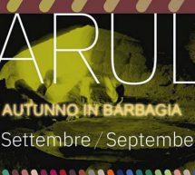 AUTUNNO IN BARBAGIA – SARULE – 28-29 SETTEMBRE 2019