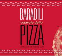 BARADILI CAPITALE DELLA PIZZA – DOMENICA 13 OTTOBRE 2019