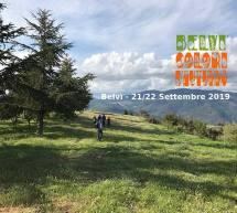 COLORI D'AUTUNNO – BELVI' – 21-22 SETTEMBRE 2019