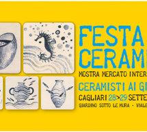 FESTA DELLA CERAMICA – CAGLIARI – 28-29 SETTEMBRE 2019