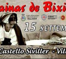FAINAS DE BIXINAU – VILLASOR – DOMENICA 15 SETTEMBRE 2019