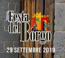 FESTA DEL BORGO – SANLURI – DOMENICA 29 SETTEMBRE 2019
