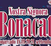 FESTA DI NOSTRA SIGNORA DI BONACATU – BONARCADO – 18-21 SETTEMBRE 2019