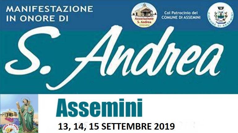 festa-sant-andrea-assemini-manifesto-2019