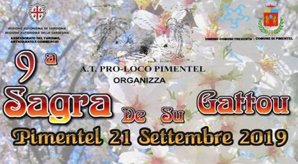 SAGRA DEL GATTOU – PIMENTEL – SABATO 21 SETTEMBRE 2019
