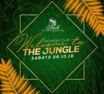 WELCOME TO THE JUNGLE – CLUB 84 – CAGLIARI -SABATO 26 OTTOBRE 2019