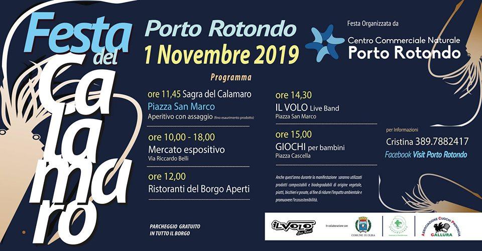 FESTA CALAMARO PORTO ROTONDO