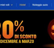 HALLOWEEN RYANAIR – 20% SCONTO SU TUTTI I VOLI – FINO A LUNEDI 28 OTTOBRE 2019